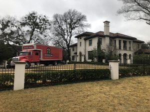 Residential Movers and Moving Services Dallas