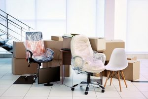 Commercial Moving Services Company