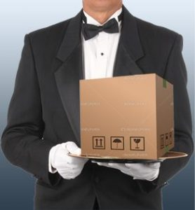 white glove moving storage services dallas