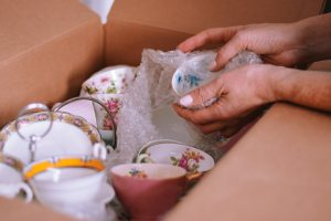 Tips for Packing Your Dishes and Glassware so They Arrive Intact