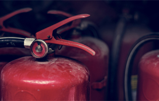 Fire Extinguisher in Your Home